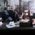 【映画ニュース】北斎を支えた江戸時代の名プロデューサーの胆力がわかる!映画『HOKUSAI』本編映像公開!