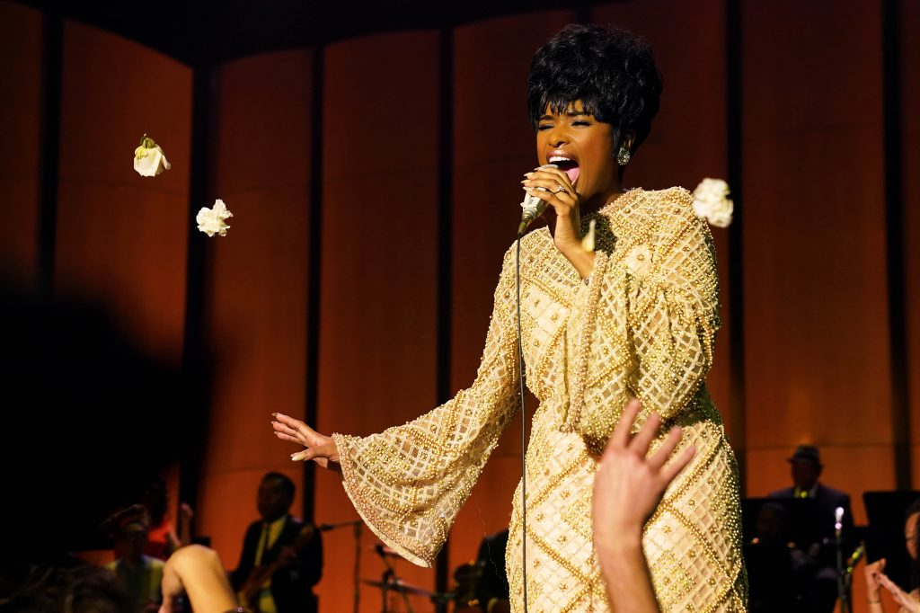 Jennifer Hudson stars as Aretha Franklin in RESPECT  A Metro Goldwyn Mayer Pictures film Credit: Quantrell D. Colbert